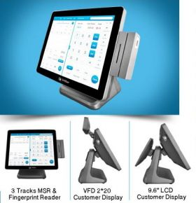 Punto de Venta All in One Touch  POS System 3nStar